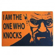 Capacho Breaking Bad - I Am the One Who Knocks