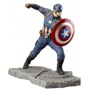 Captain America - Captain America: Civil War - Artfx+ Statue - Kotobukiya