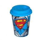 Copo Cerâmica DC - Superman Opening Shirt