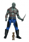 Drax & Baby Groot : GoG Vol2 - Marvel Select
