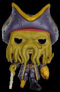 Funko POP! Capitão Davy Jones - Piratas do Caribe