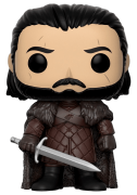 Funko POP! Jon Snow King of the North - Game of Thrones