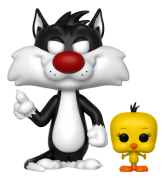Funko POP! Sylvester & Tweety (Frajola & Piu-piu) - Looney Tunes