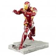 Iron Man Mark XLVI - Captain America: Civil War - Artfx+ Statue - Kotobukiya