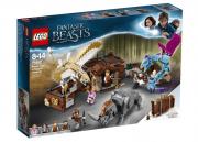 Lego Animais Fantásticos - A Mala de Criaturas Mágicas de Newt