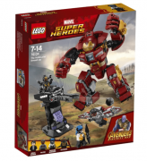 Lego Marvel Avengers Infinity War The Hulkbuster Smash-up