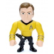 Metals Die Cast Capitão Kirk Star Trek