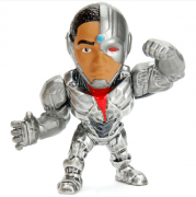 "Metals Die Cast Cyborg 2,5"" - Justice League"