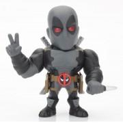 Metals Die Cast Deadpool Cinza X-Force