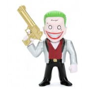 "Metals Die Cast Joker Boss 2,5"" (Cinza) - Esquadrão Suicida"