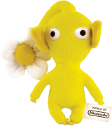 Pikmin Amarelo - World of Nintendo