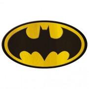 Placa Madeira DC - Batman Sign