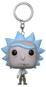 Pocket POP! Chaveiro - Rick - Rick & Morty