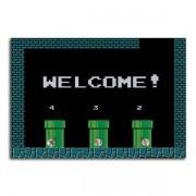 Porta Chaves Super Mario Bros - Welcome