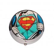 Porta Comprimidos Metal DC - Superman