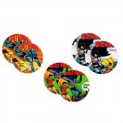 Porta Copos DC - Batman e Robin Actions