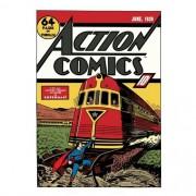 Quadro Tela DC - Superman Action Comics