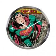 Relógio de Parede DC - Superman Verde