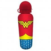 Squeeze de Alumínio DC - Wonder Woman Logo