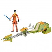 Star Wars - Rebels - Ezra Bridger´s Speeder