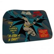 Tapete Floffy DC - Batman Beware My Powers