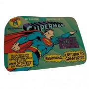 Tapete Floffy DC - Superman Flying