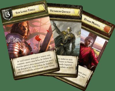 A Guerra dos Tronos - Board Game 2a Edição