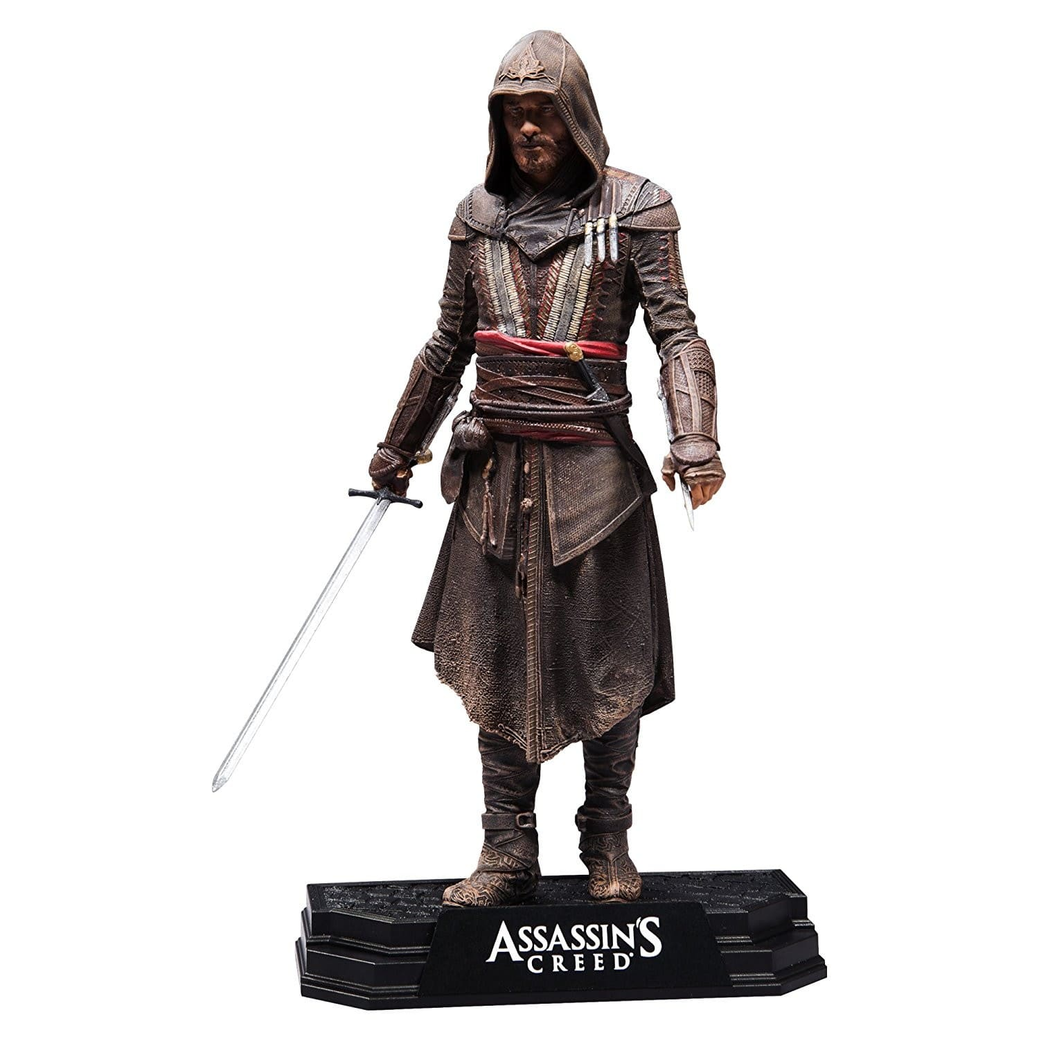 Aguilar - Assassin's Creed (Movie) - Color Tops Series - McFarlane Toys