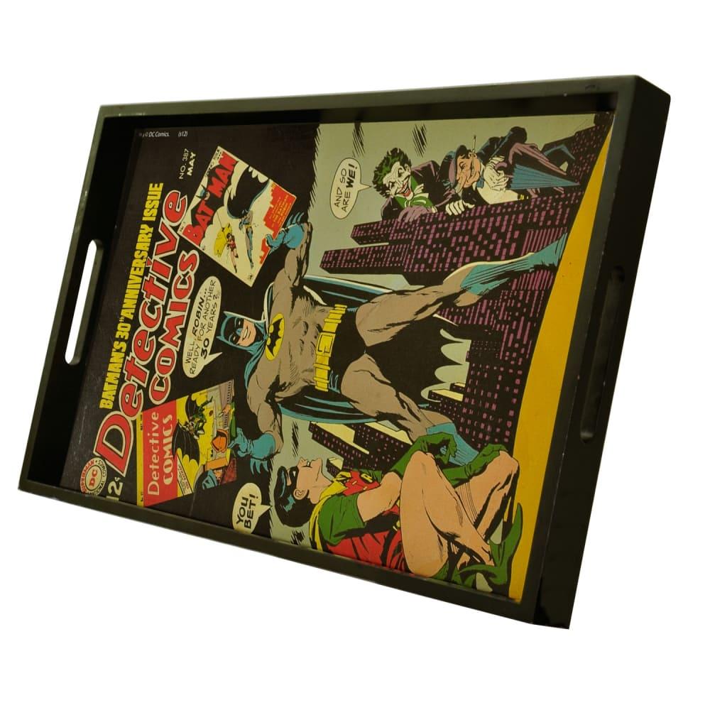 Bandeja Madeira DC - Batman