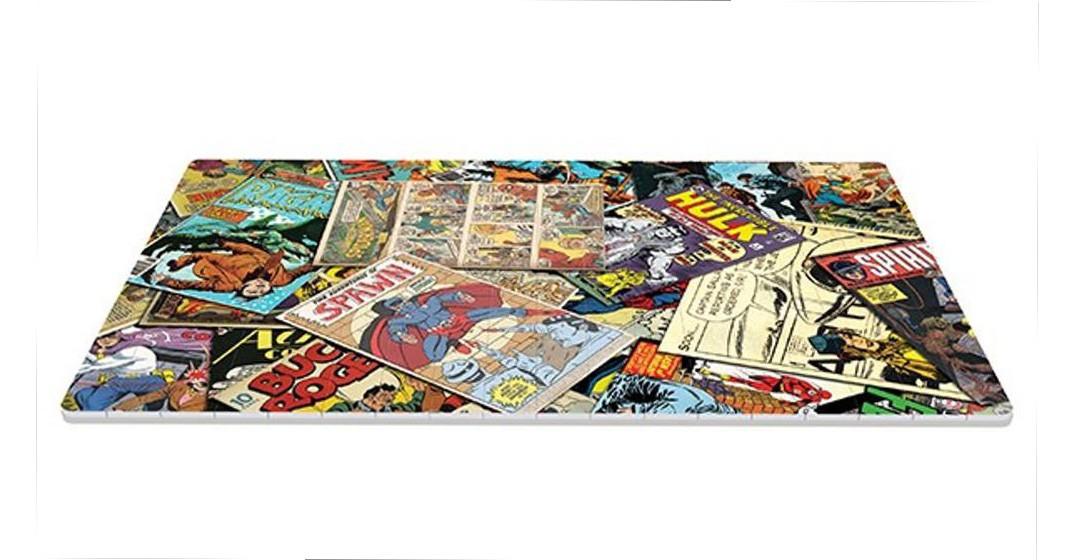 Bandeja para Sofá - Quadrinhos
