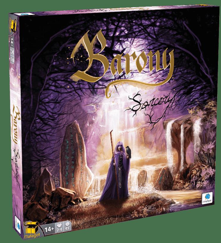 Barony Sorcery (expansão para Barony)
