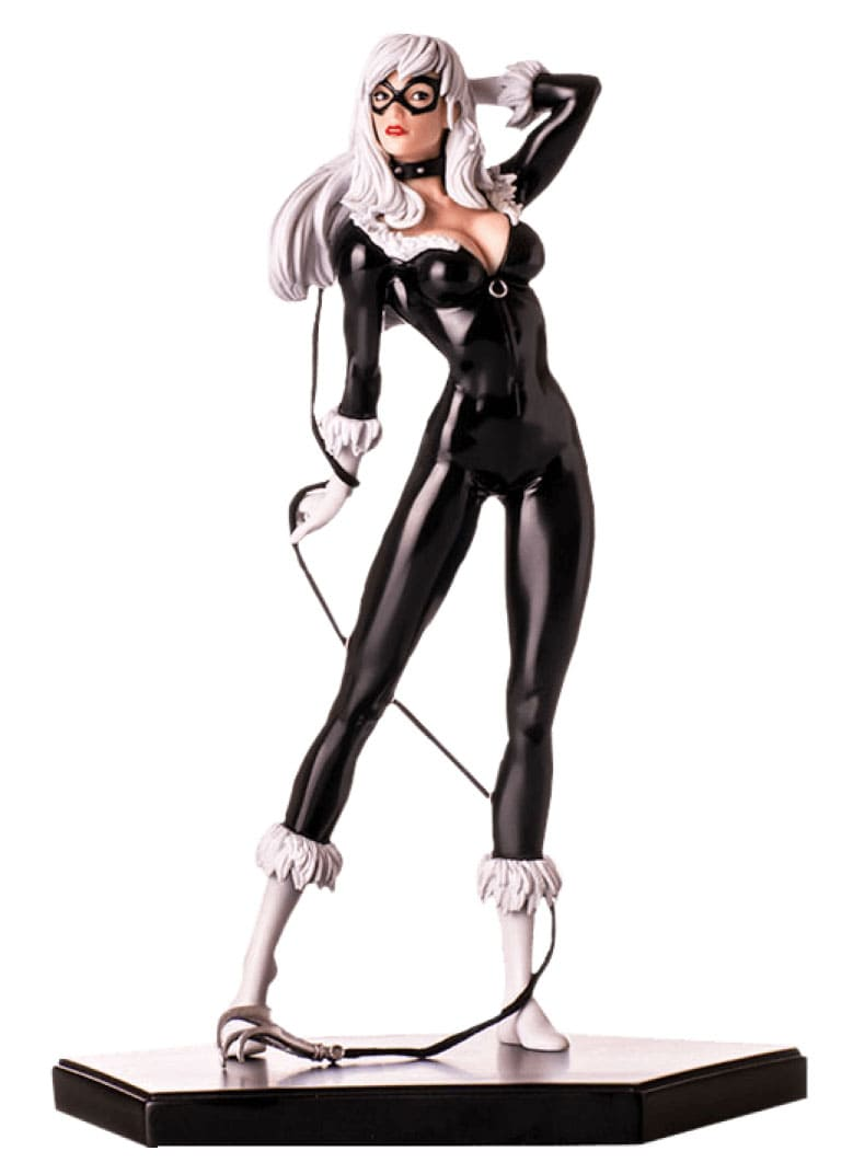 Black Cat 1:10 - Marvel Comics Série #3 - Iron Studios