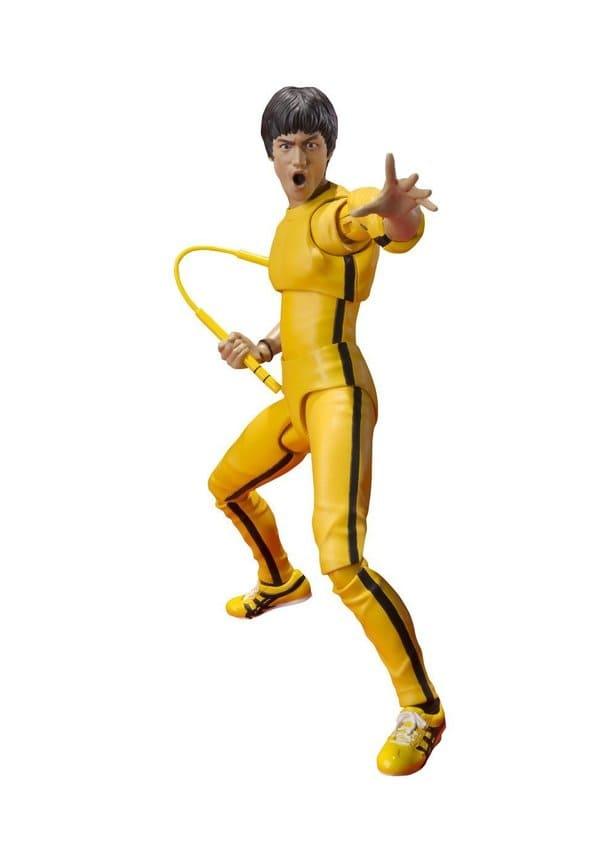 Bruce Lee (Yellow Suit version) - S.H.Figuarts