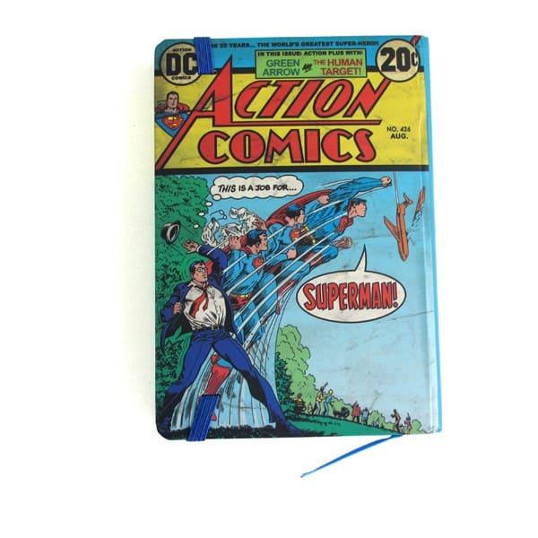 Caderno de Notas DC - Superman Action Comics