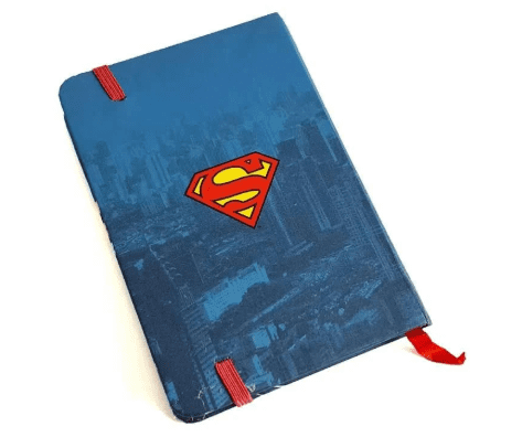 Caderno de Notas DC - Superman Flying