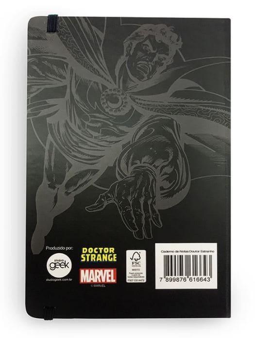 Caderno de Notas Marvel Doutor Estranho