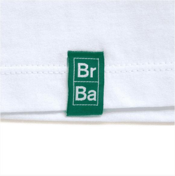 Camiseta Breaking Bad Desenho Heisenberg