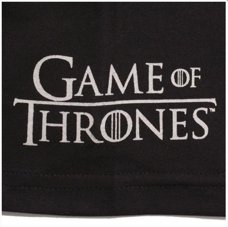 Camiseta Feminina Game of Thrones Casa Targaryen