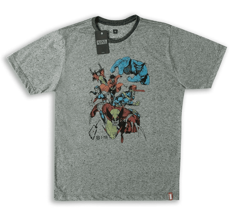 Camiseta Marvel X-Men