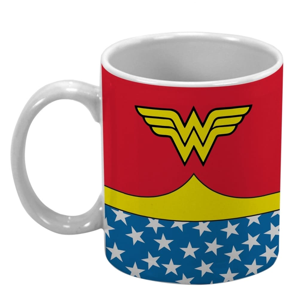 Caneca DC Wonder Woman Body