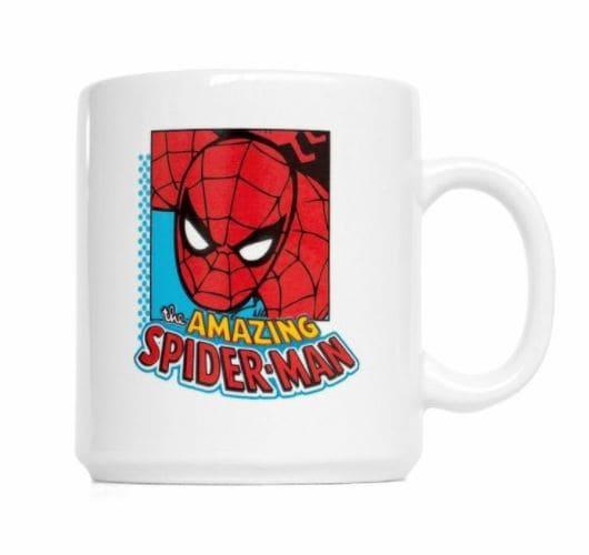 Caneca Marvel Homem Aranha Classic