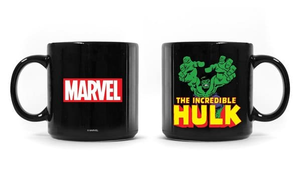 Caneca Marvel Hulk Vintage