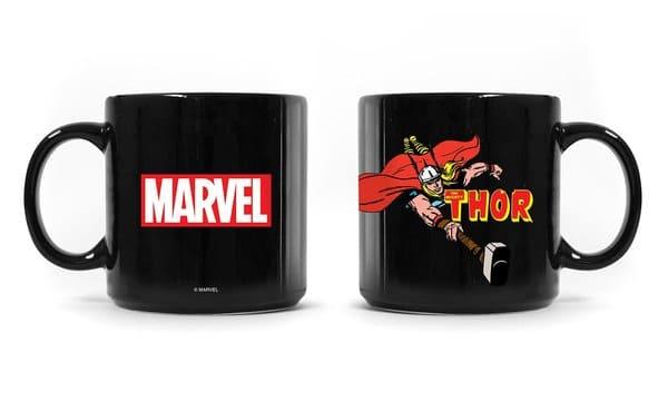 Caneca Marvel Thor Vintage
