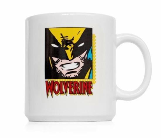 Caneca Marvel Wolverine Classic
