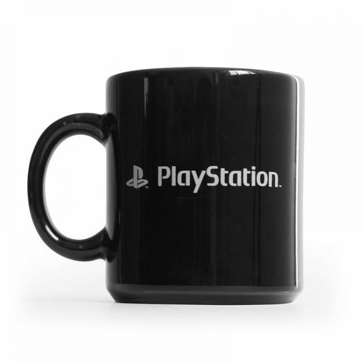 Caneca PlayStation Botões