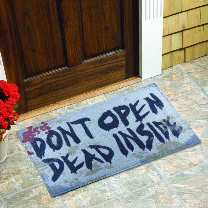 Capacho The Walking Dead - Don´t Open Dead inside
