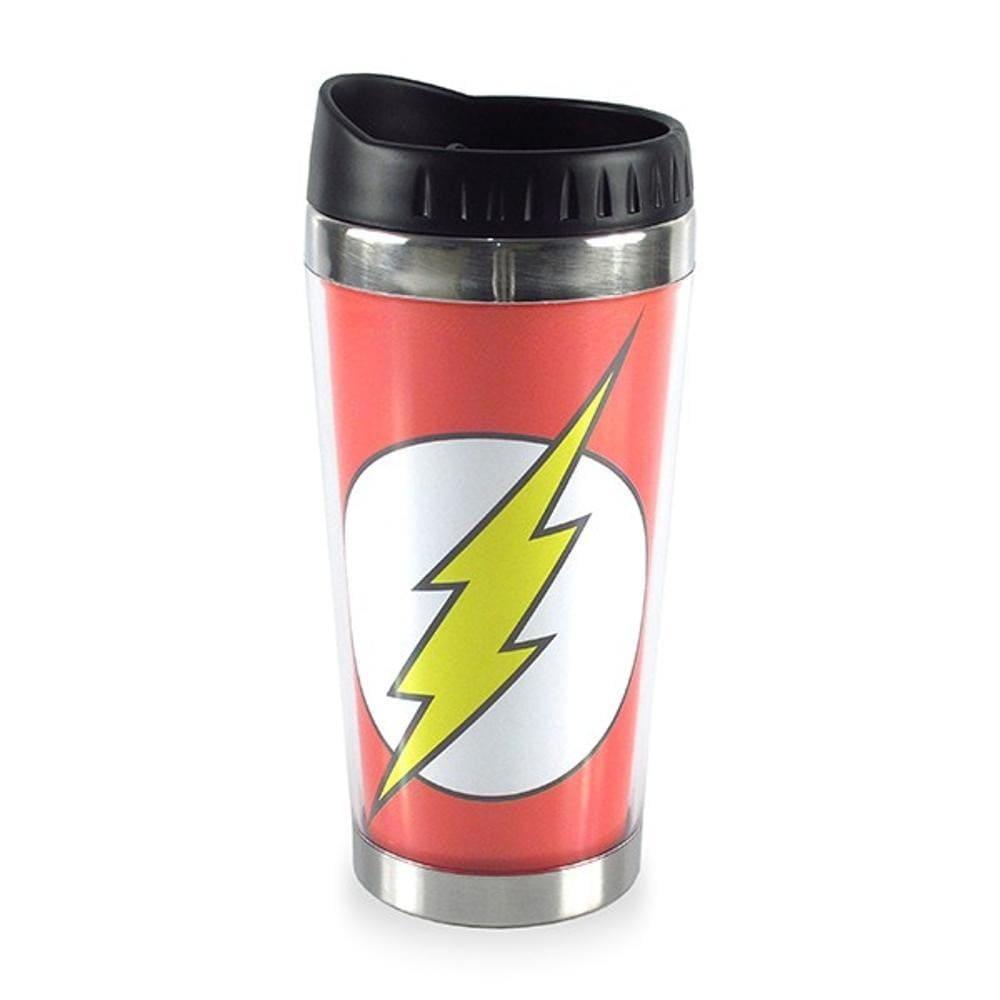 Copo Térmico DC - Flash Logo
