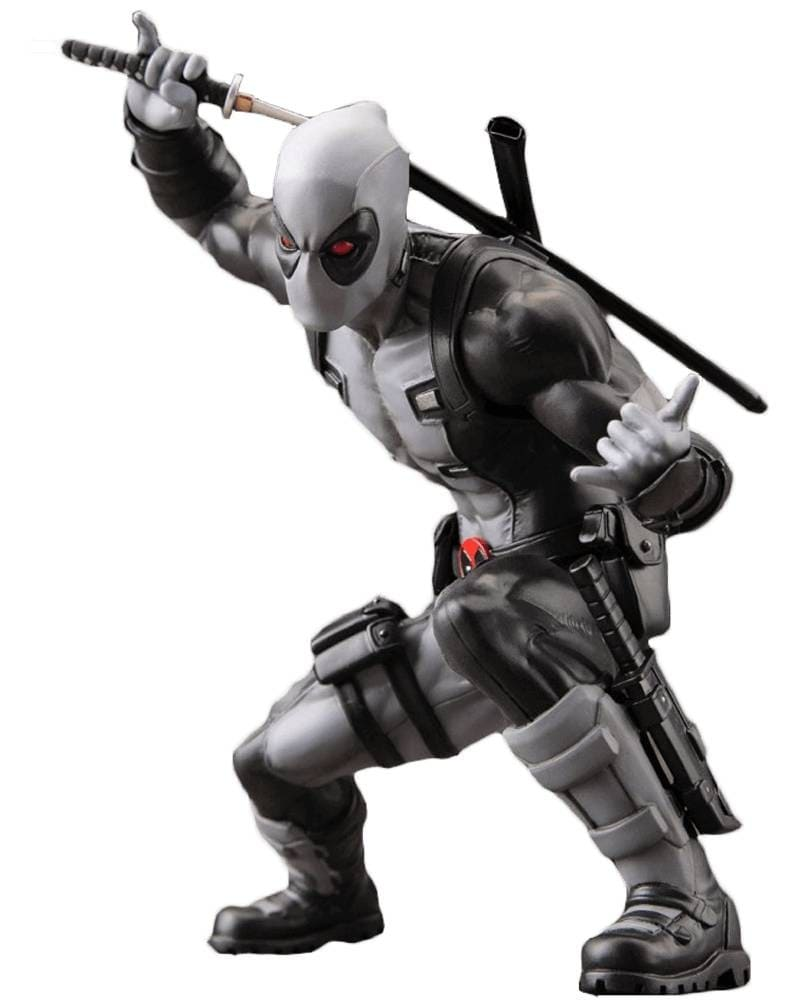 Deadpool X-Force Marvel Now! -  ARTFX Statue - Kotobukiya