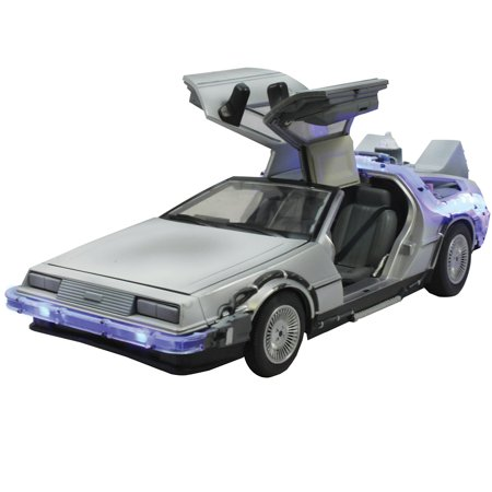 DeLorean Time Machine 1:15 (ver, Frozen) - Back to the Future Part II - Diamond