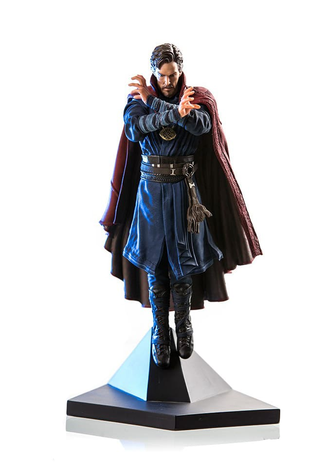Doctor Strange 1:10 - Doutor Estranho - Iron Studios